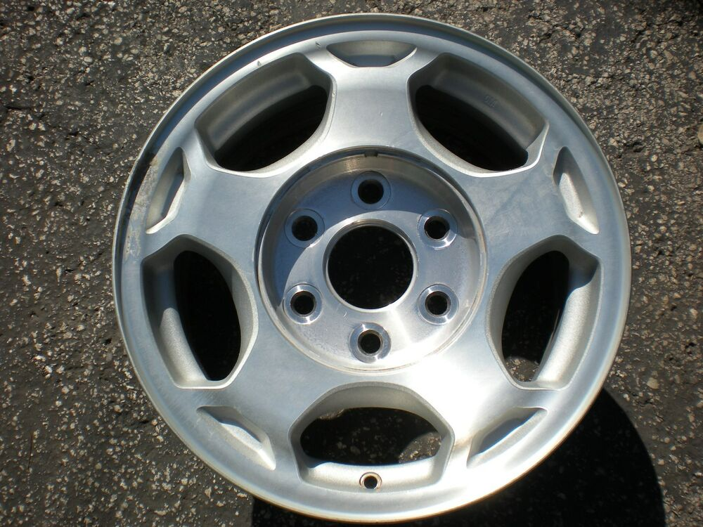 Used Chevy Tahoe >> CHEVROLET AVALANCHE TAHOE SUBURBAN 03 - 05 RIM WHEEL FACTORY OEM ALLOY USED 16"