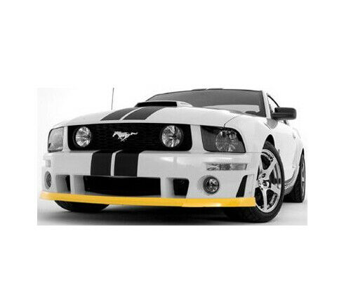 2005 2009 Ford Mustang Gt Roush Unpainted Front Chin Lower
