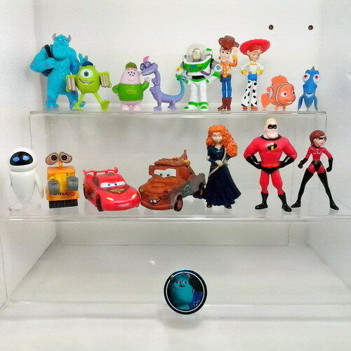 Toy Story Figurines : Lot of disney pixar figurines collection set toy story