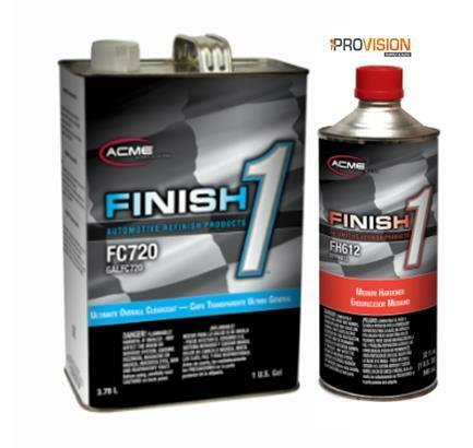 Sherwin Williams Fc720 Finish 1 Clear Coat Kit With Medium