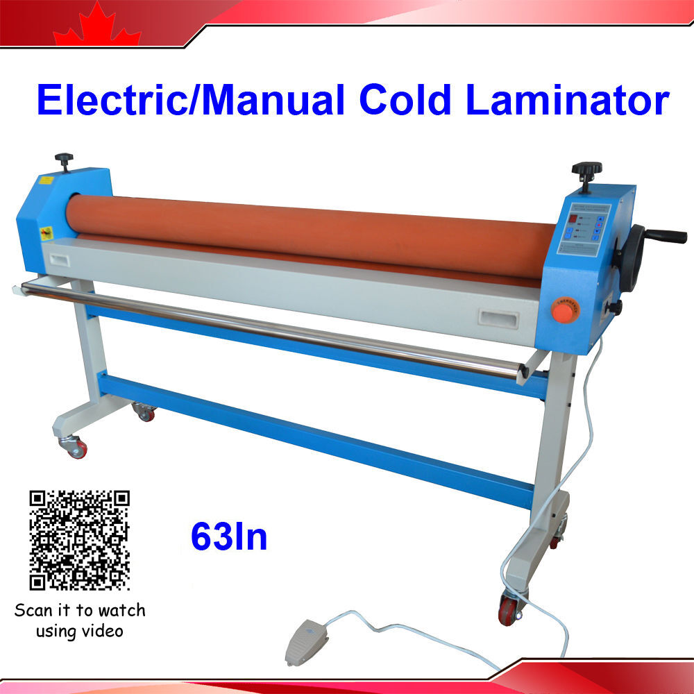Automatic Electric Manual 63In 1600MM Large Cold