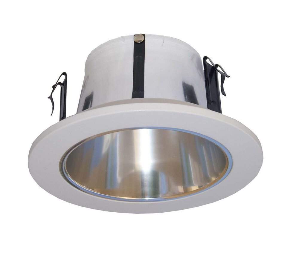 """4"""" Line Voltage Open Reflector Trim/trims For Recessed"""