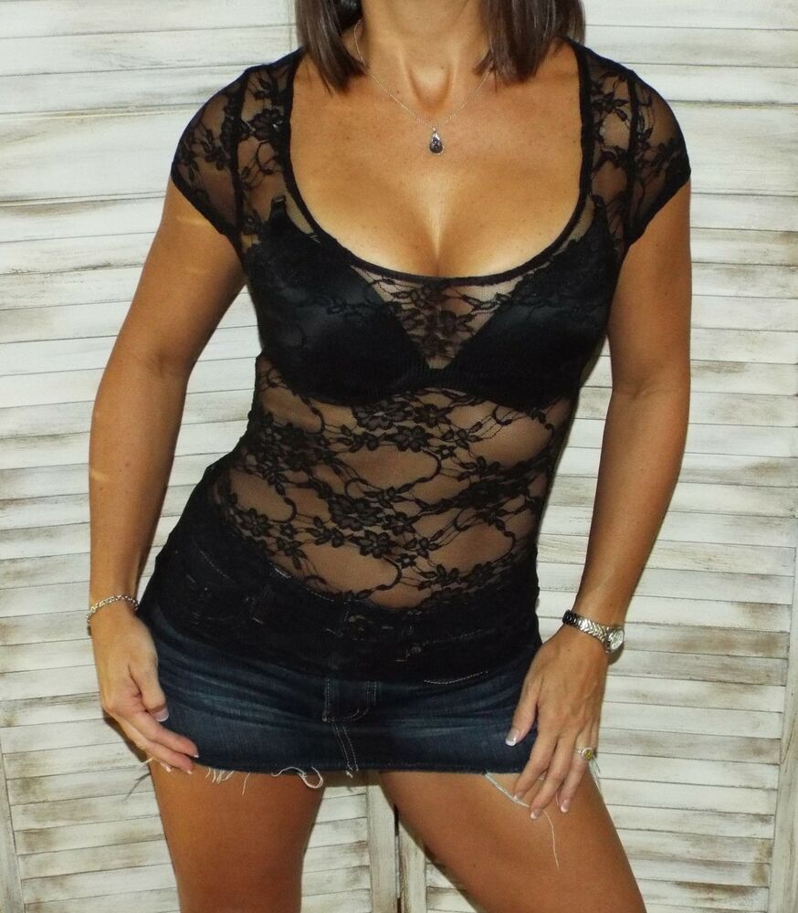 Very Low Cut Blouse 51