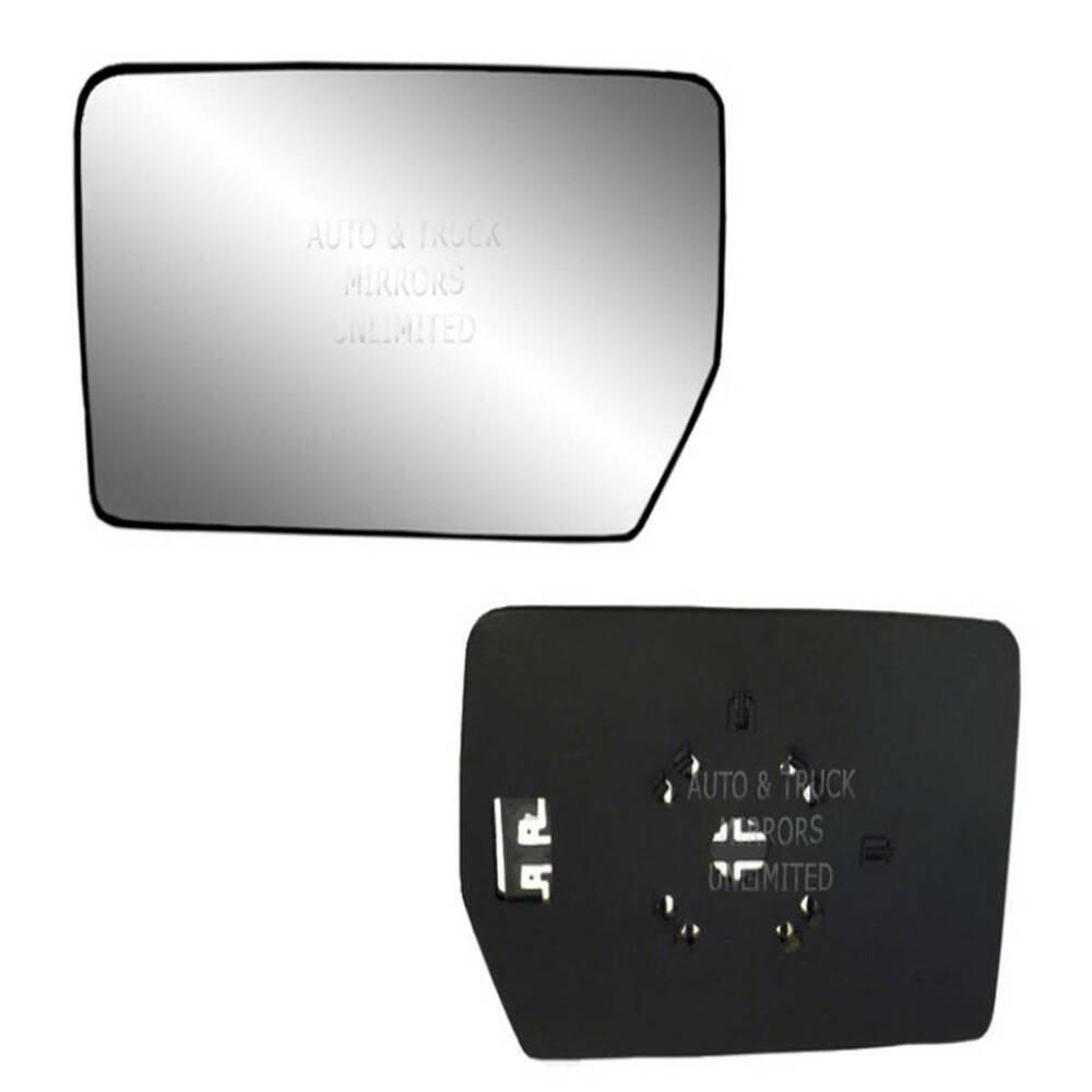 NEW Mirror Glass AND BACKING HEATED FORD F150 LINCOLN