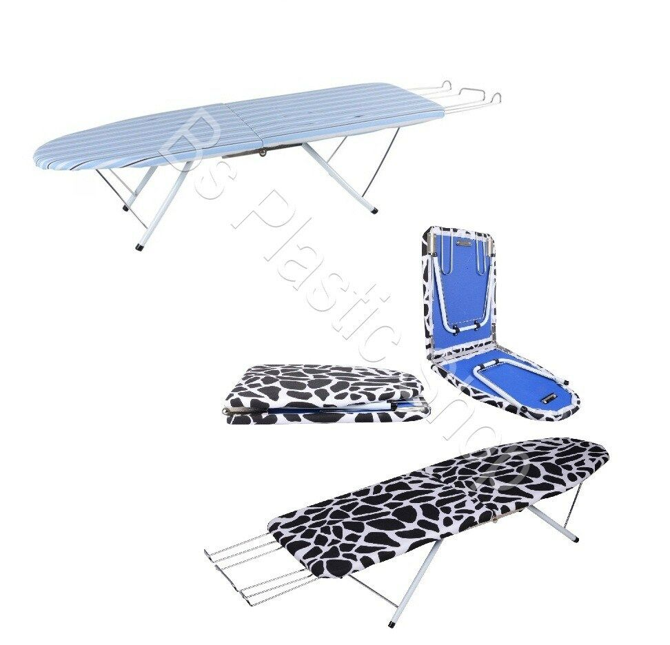 Portable Compact Foldable Folding Table Top Ironing Iron