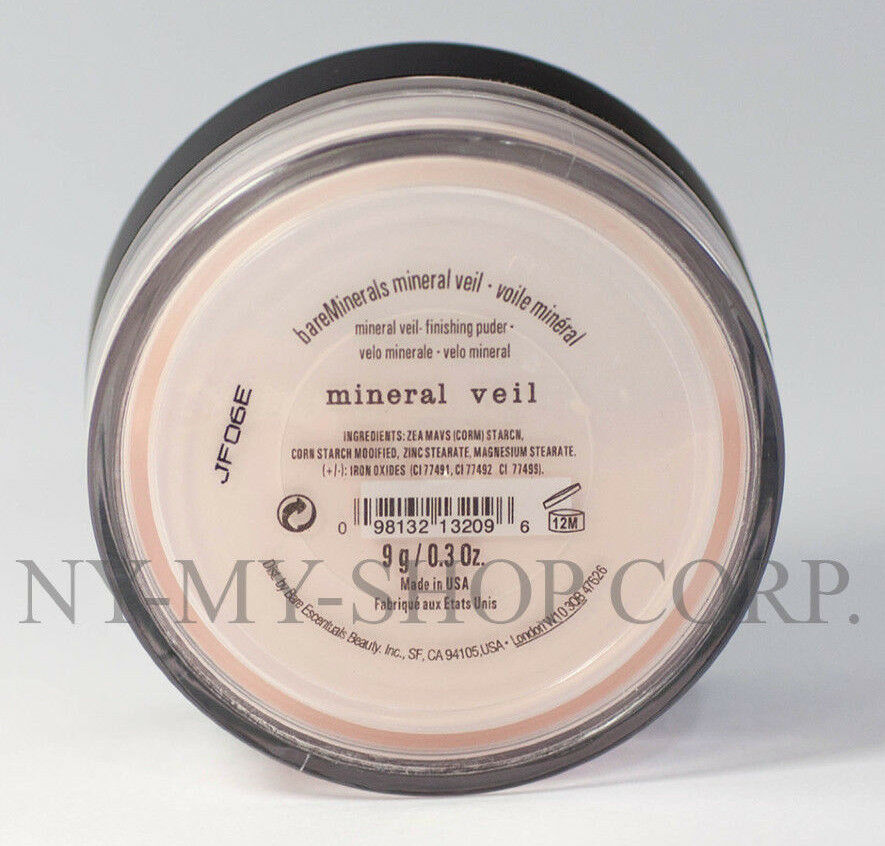 bare escentuals bareminerals mineral veil 9g xl original. Black Bedroom Furniture Sets. Home Design Ideas