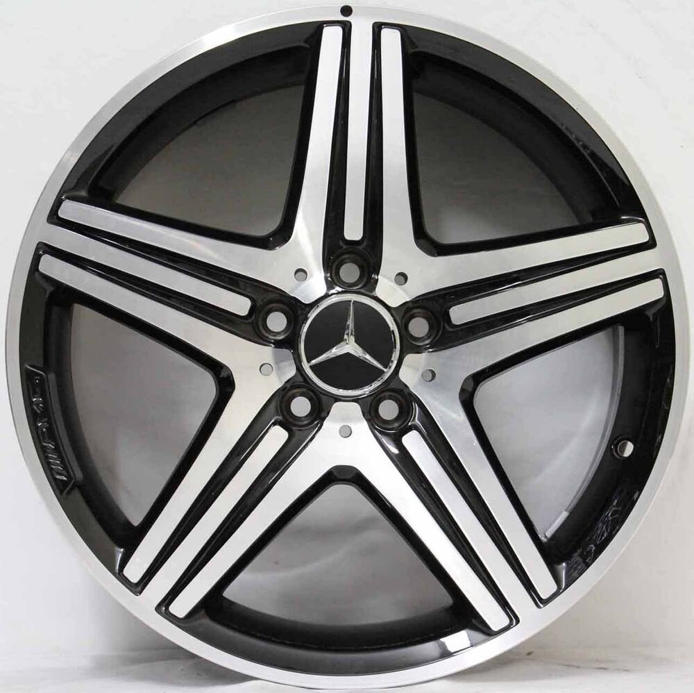 18 inch genuine mercedes benz amg a250 2014 model alloy for Mercedes benz mag wheels