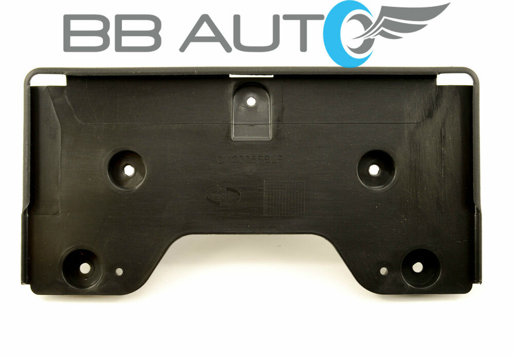 Scion Tc Front License Plate >> Universal No Drill License Plate Bracket.html | Autos Post