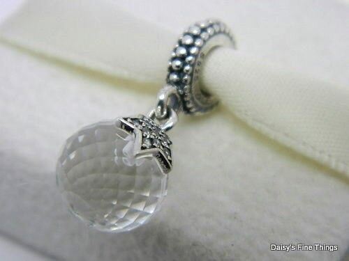 New Authentic Pandora Charm Moon And Star Dangle