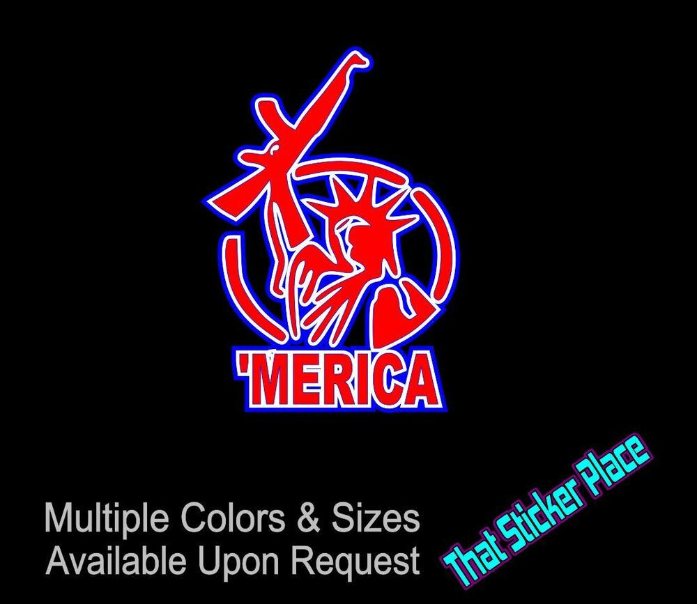 Punisher skull car decal sticker american sniper the punisher ships