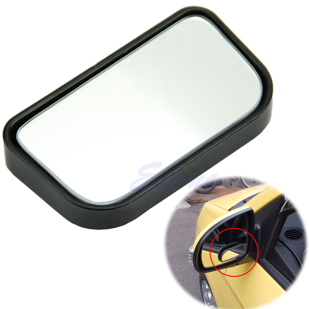 Universal Blind Spot Mirror Car Truck Vehicle Wide Angle