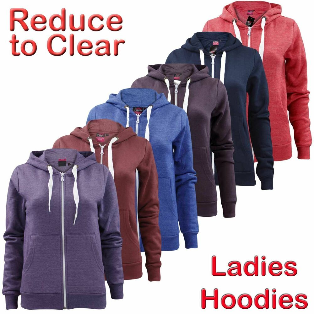 Zip Up Hooded Sweatshirt Women'S 5