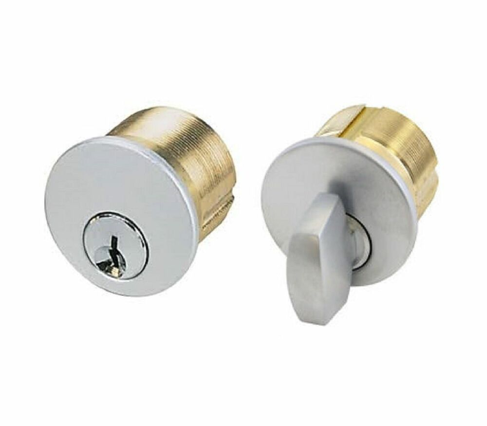 Ilco Thumbturn Amp Sc1 Schlage Keyway Solid Brass Mortise