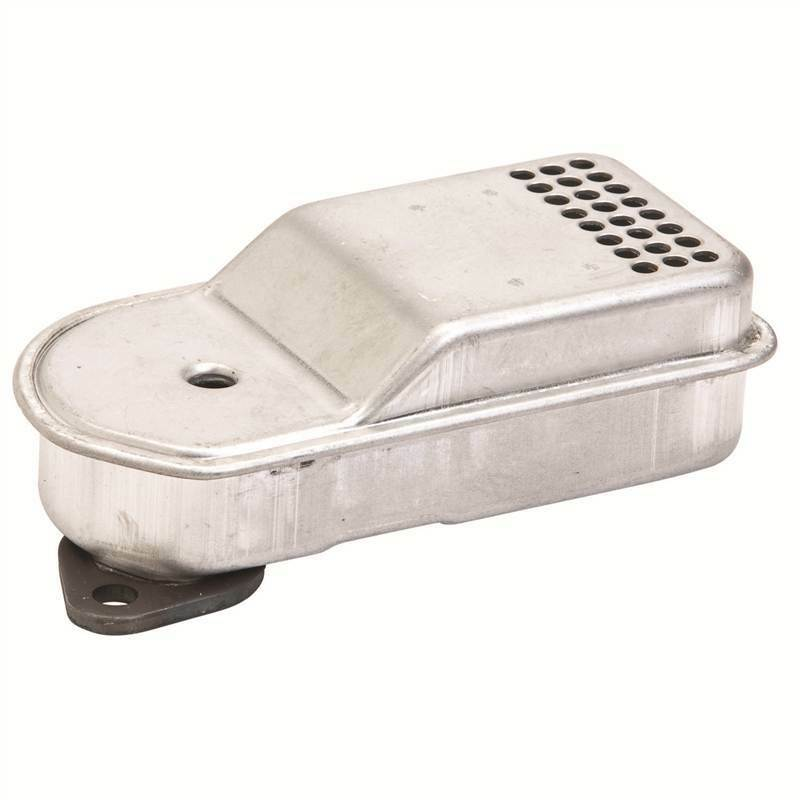 Snow King Snow Blower Replacement Parts : Oregon muffler fits snow king engines tecumseh part
