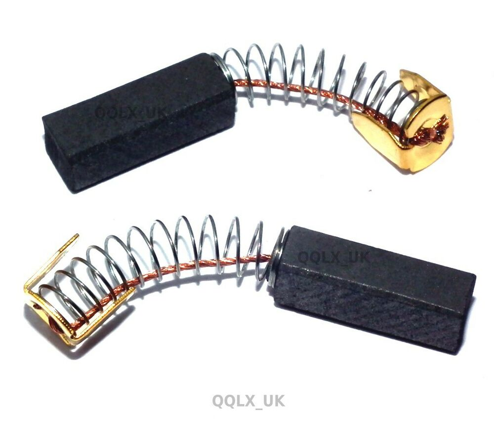 2pcs 6mm X 7mm X 20mm Carbon Brushes Replacement For