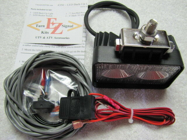 2008 polaris ranger 700 wiring diagram led reverse back up light kit polaris rzr s 4 570 800 900 polaris ranger 900 wiring diagram