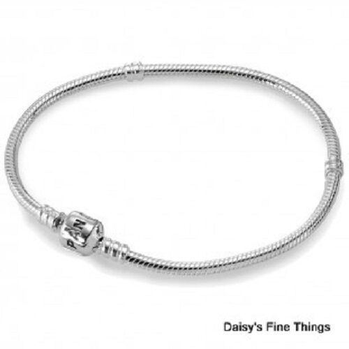 New Authentic Pandora Bracelet Barrel Clasp 590702hv