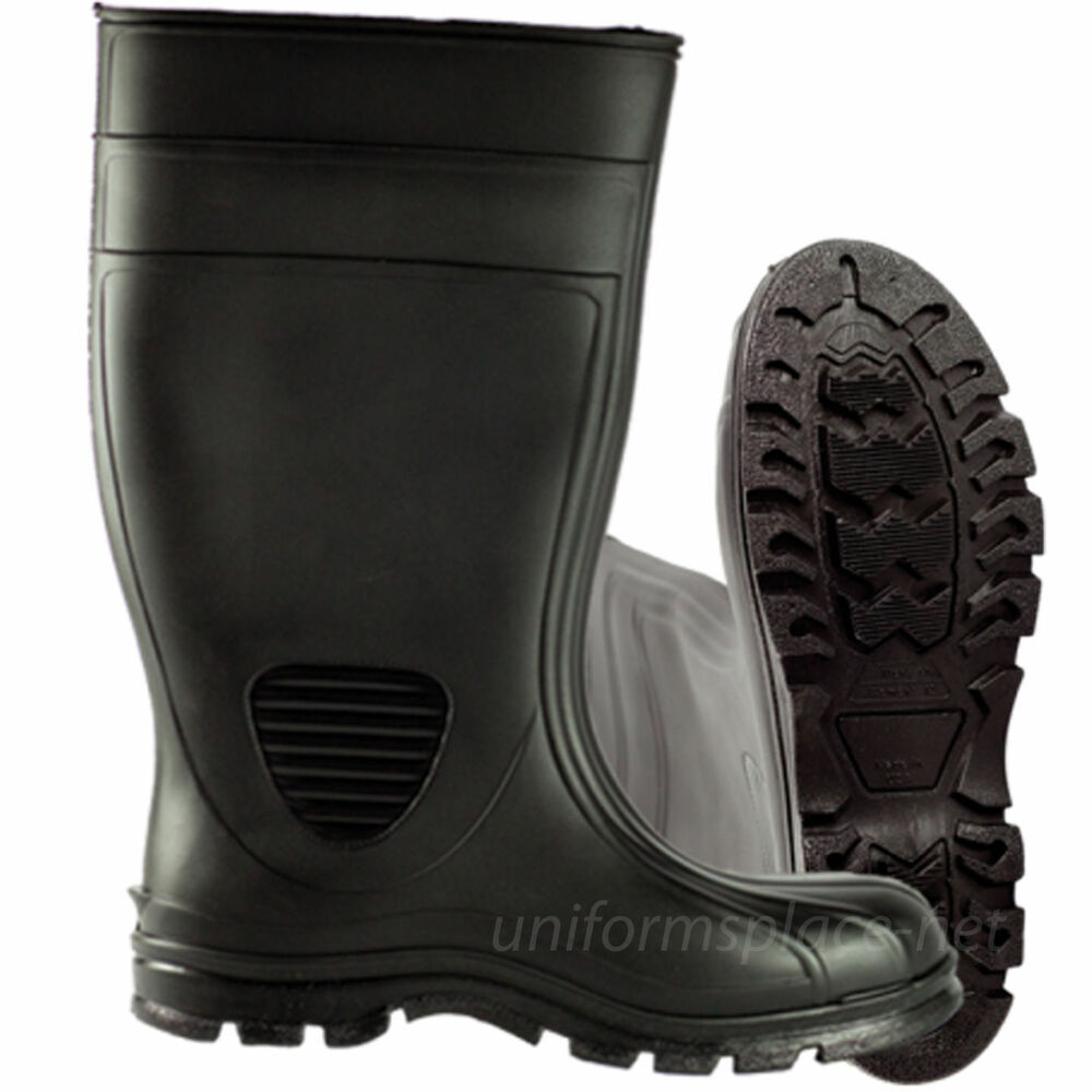heartland boots mens economy industrial pull on