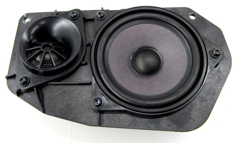 Service Manual Remove Rear Speakers From A 2007 Bmw 530 How To Remove Rear Speaker Without