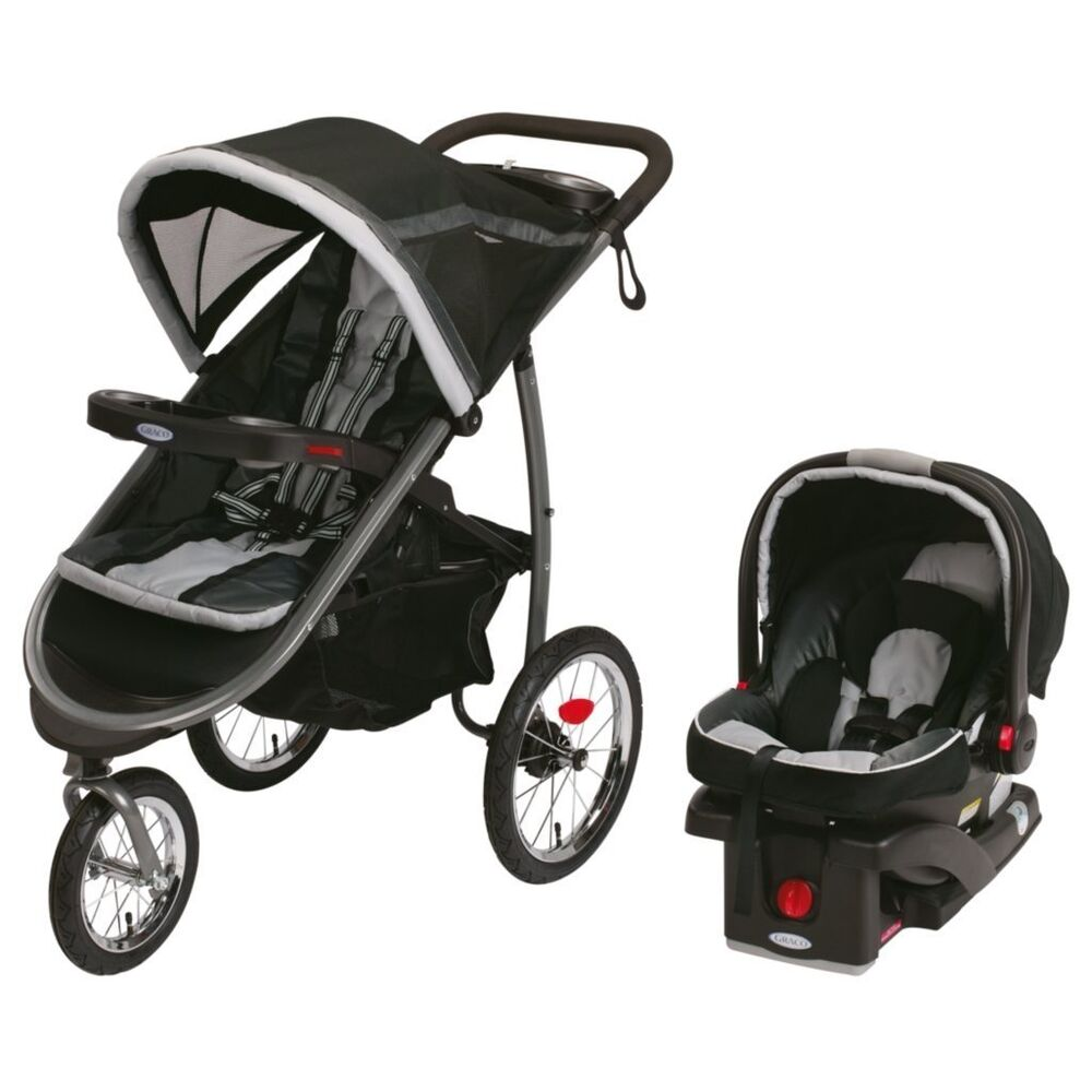 Baby Jogger With Graco Car Seat