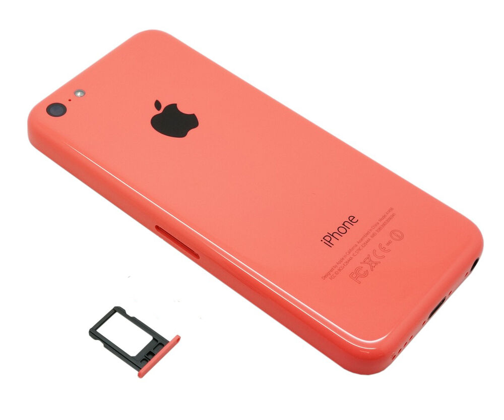 iphone 5c battery replacement new iphone 5c replacement back rear housing battery cover 14636