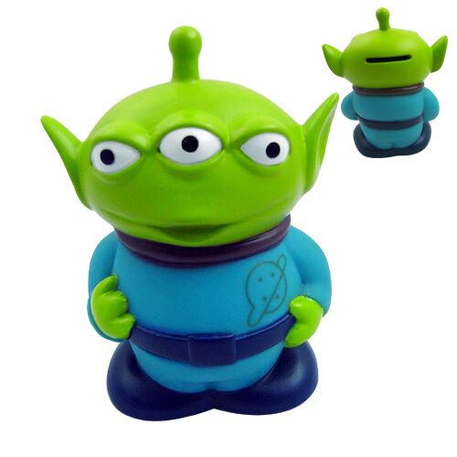Toy Story Money Money Money : Toy story alien quot coin piggy money bank figure ebay