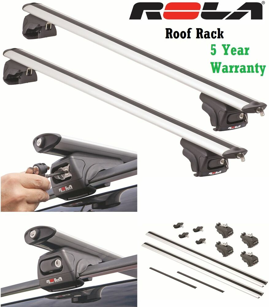 Rola Removable Aluminum Roof Rack 13 15 Ford Escape Cross