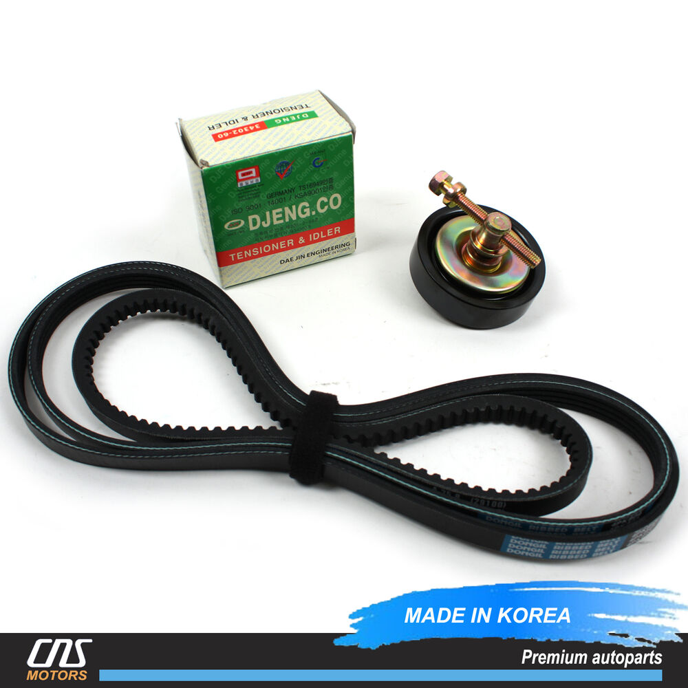 how to change a serpentine belt on a kia rondo