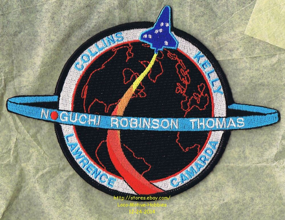 space shuttle mission badges - photo #24