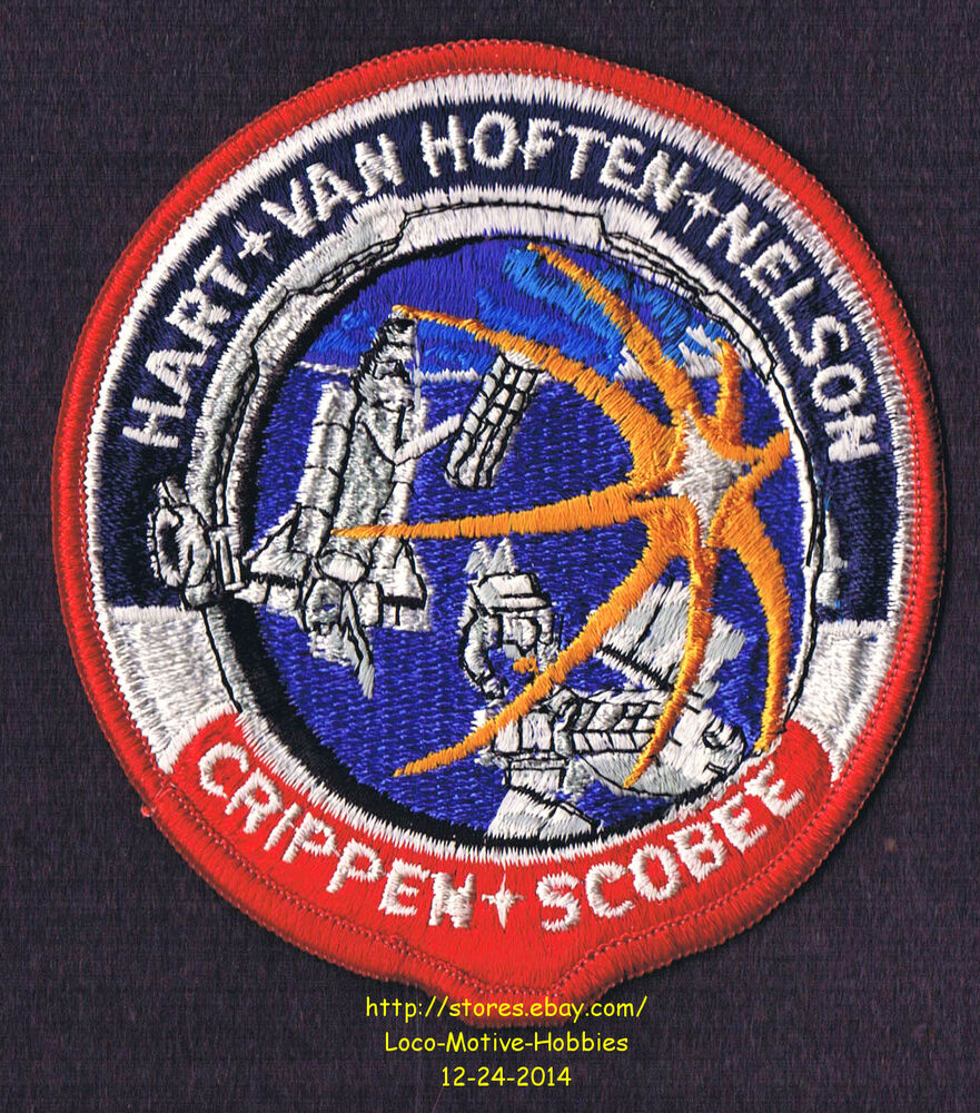 space shuttle columbia mission patch - photo #21