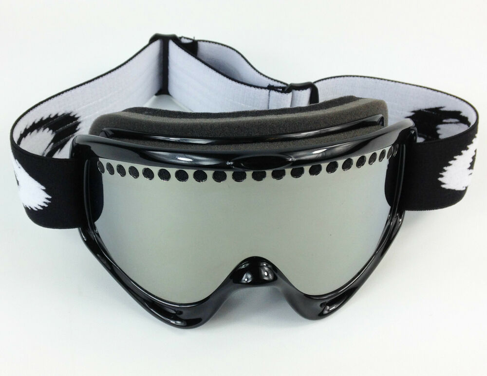 Replacement Gs Silver Mirror Dual Vented Snow Ski Lens Fit