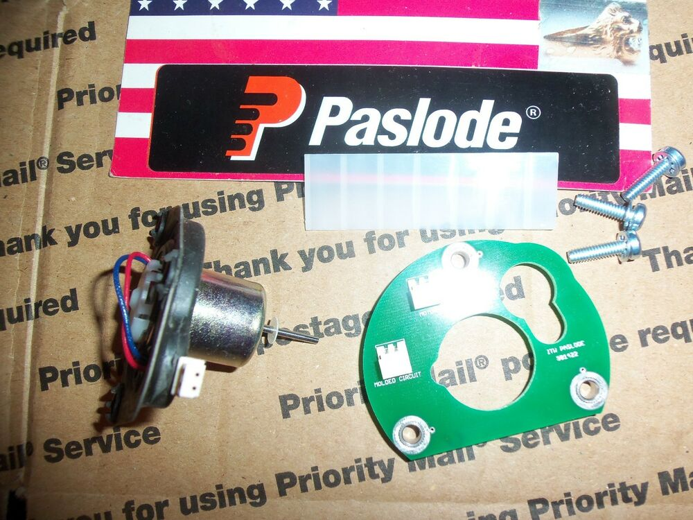 Paslode Part 219430 Motor Kit For Im325 900420