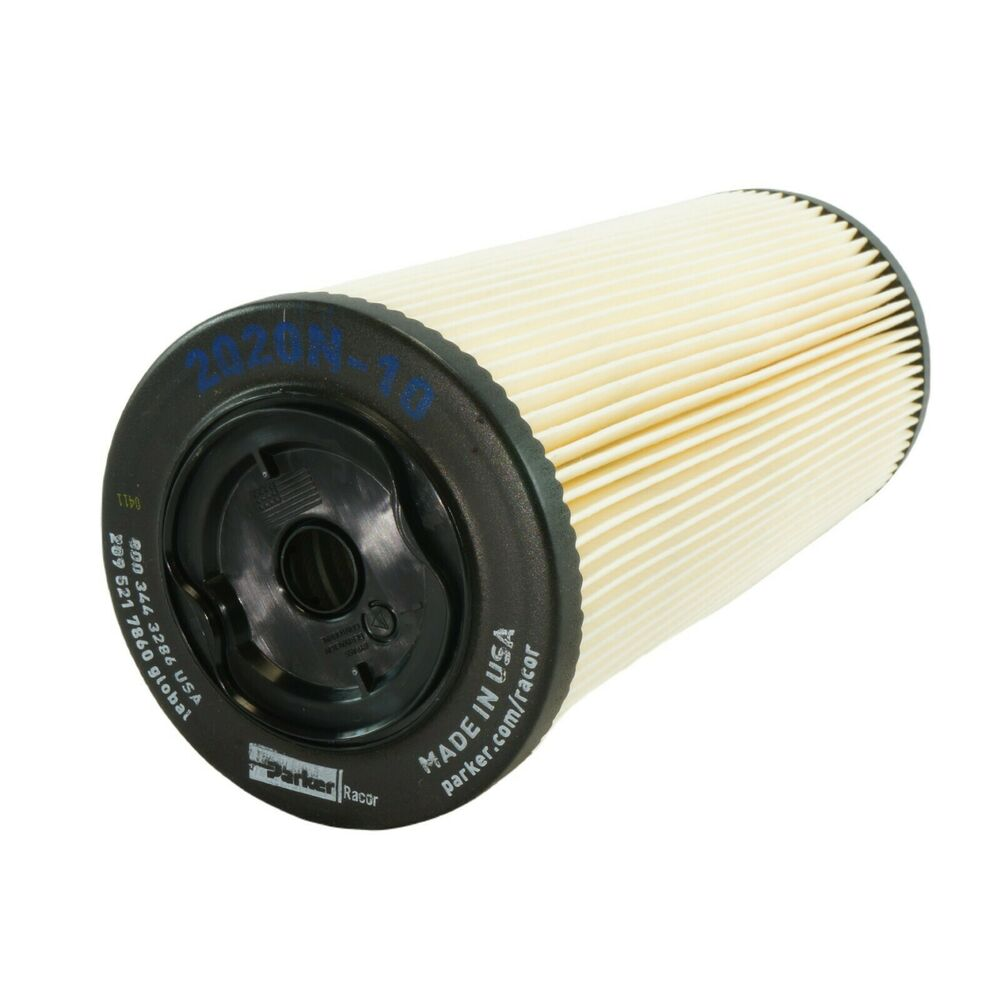 Fs20102 S 10 Fuel Filter 1 X Racor 2020tm Or Micron Element P552020