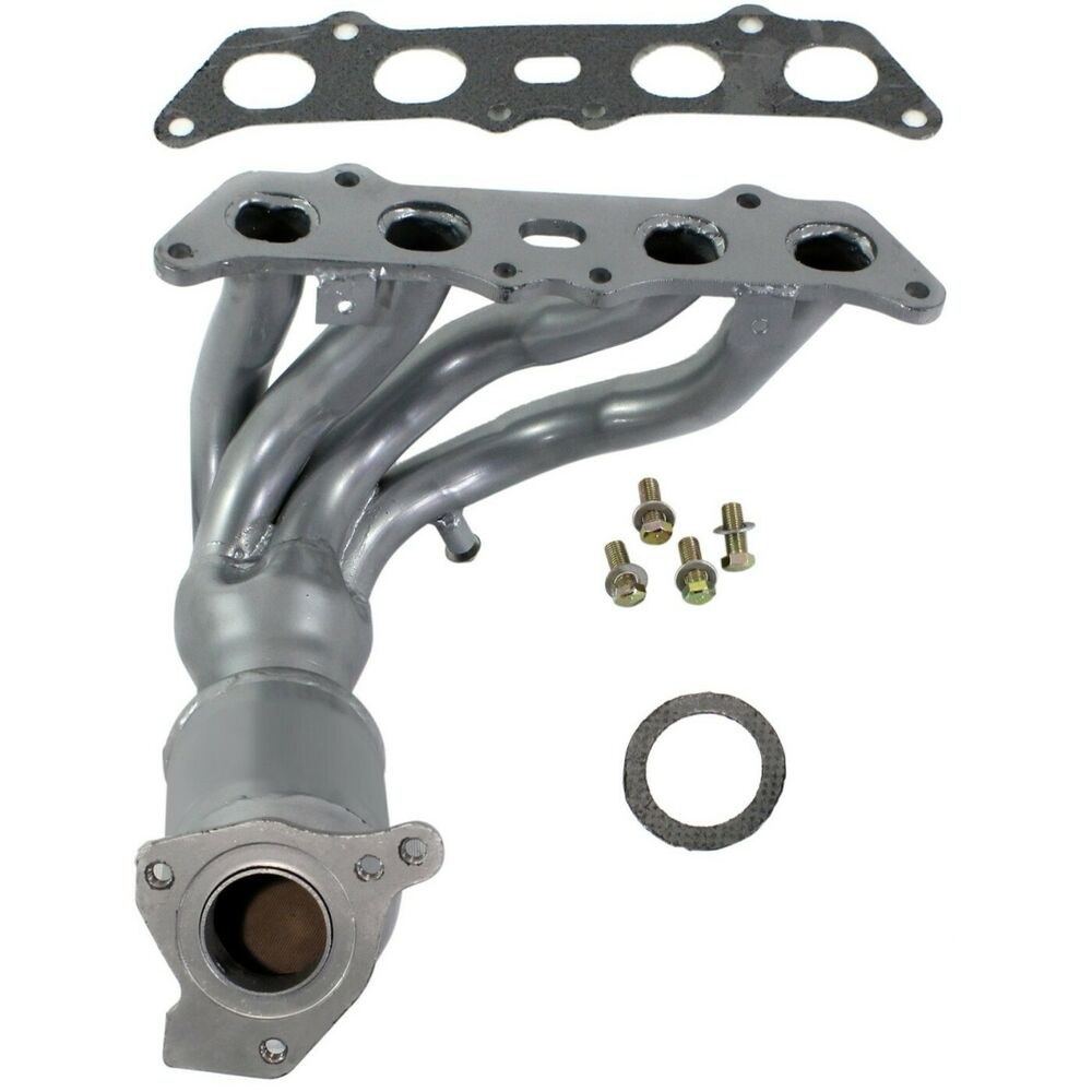Toyota Solara Exhaust Manifold Engine System Intake: Evan Fischer Catalytic Converter W/Exhaust Manifold For 97