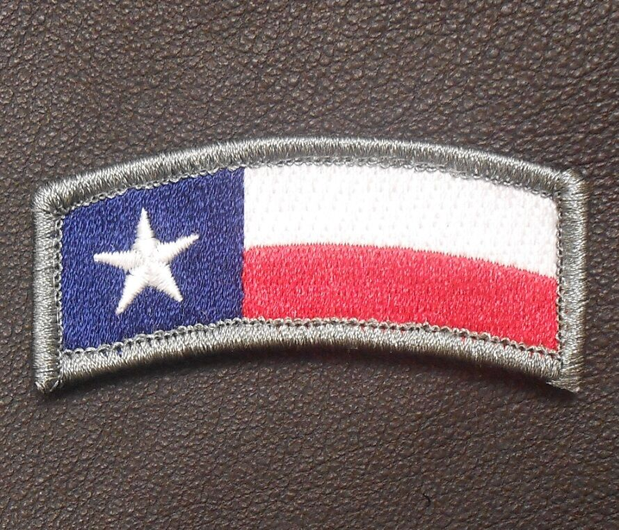 Flag patches, Texas patch, TX Flag patch, Texas
