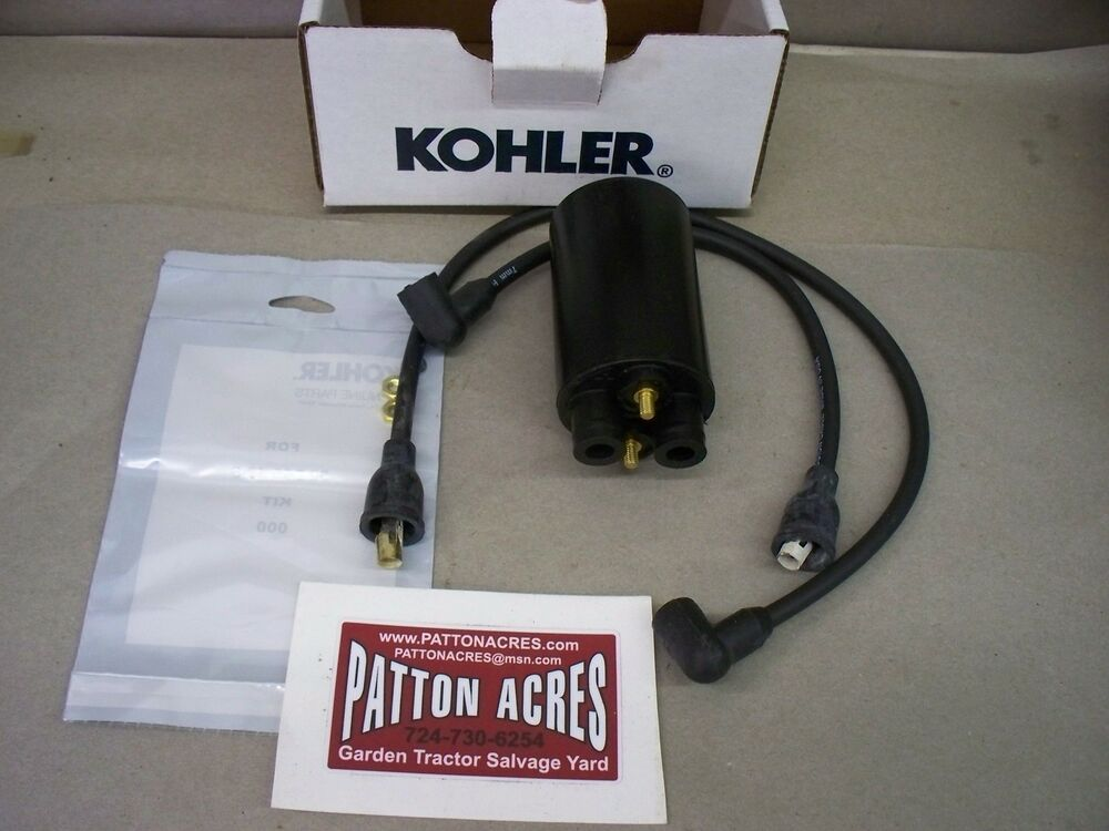 Tractor ignition coil : Wheelhorse simplicity tractor ignition coil  s