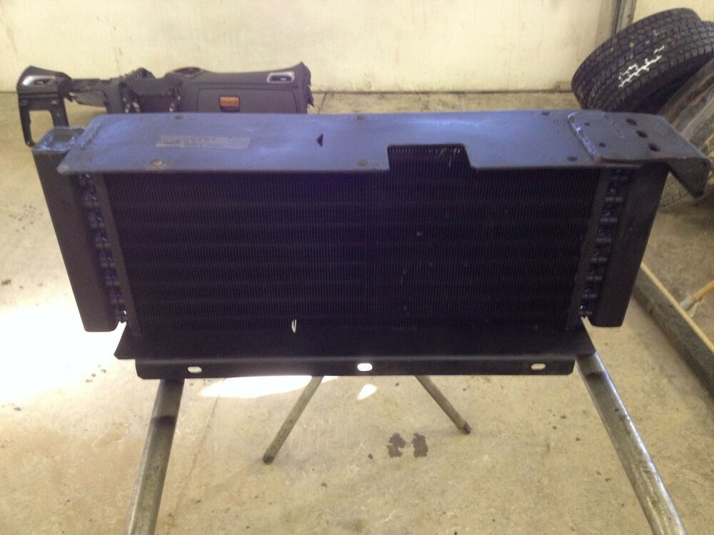 Heavy Equipment Hydraulic Oil Coolers : Caterpillar hydraulic oil cooler ebay
