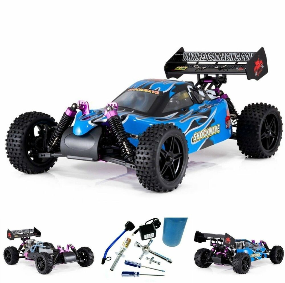 Nitro Powered RC Buggy Kids Adult Toy Fuel Starter Kit 1