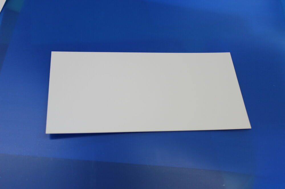 020 Quot Thick White Polystyrene Plastic Sheet 12 Quot X 24