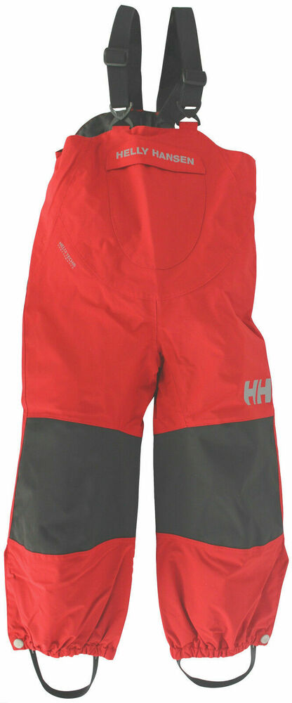 7e14b325 Details about Helly Hansen K Shelter Bib Waterproof Kids Boys Girls  Salopette (41039 162 R11G)