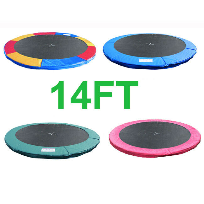 14 Ft Trampoline Replacement Pad Padding Spring Cover Foam