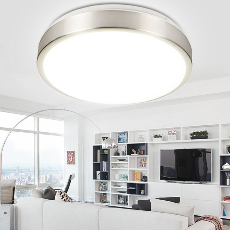 Led Kitchen Ceiling Lights Uk: 12W LED Ceiling Light Down Light Flush Mounted Wall