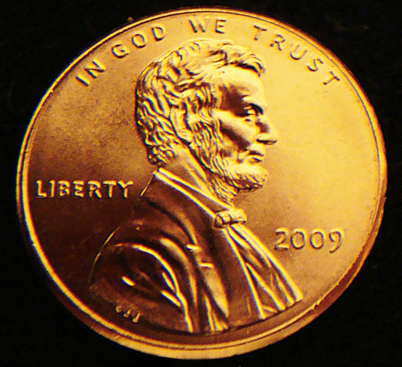 2009: (2) 2009 Lincoln Formative Years Cents P & D Pennies