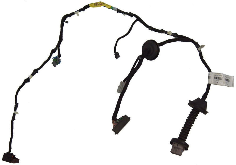 1997 honda cr v door wiring harness 2011 buick lucerne wire harness lf driver side door new ...
