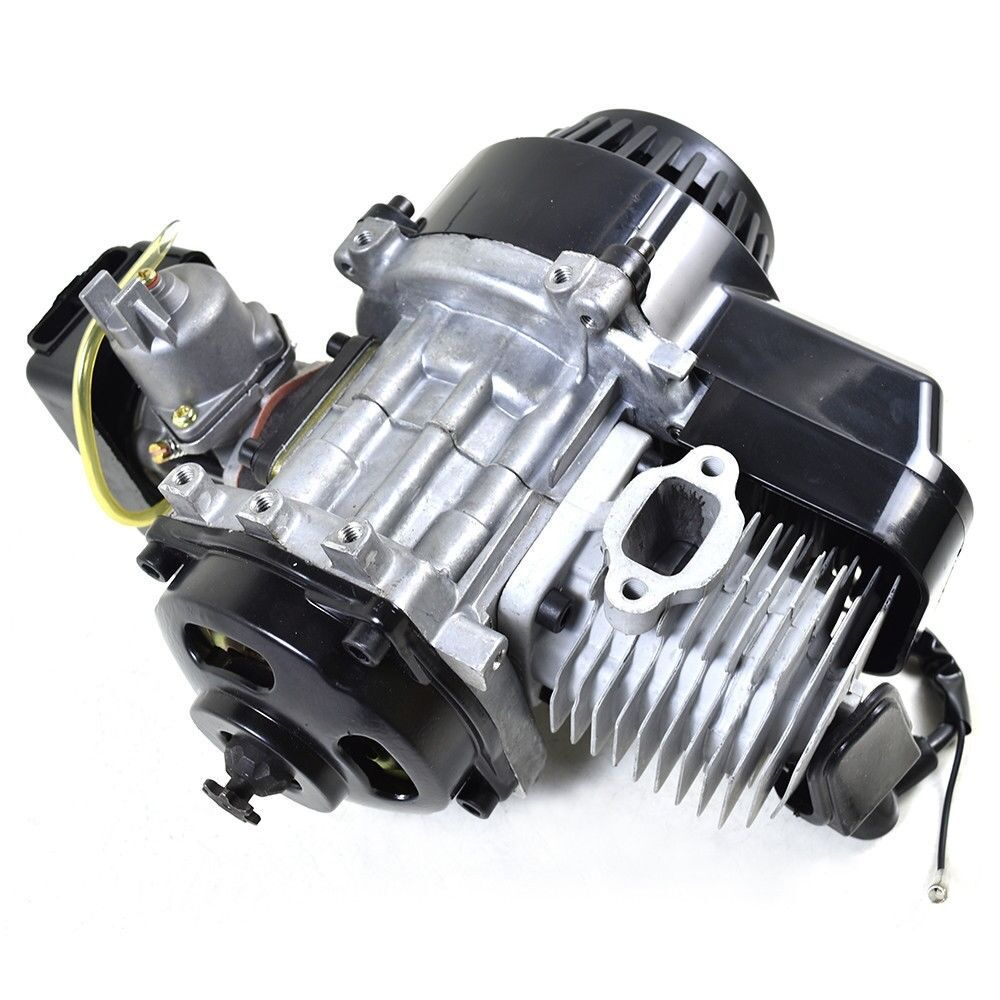S L on 2 Stroke 50cc Scooter Parts