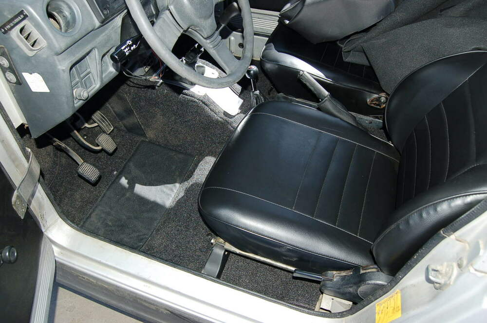 Suzuki Samurai Hardtop Full Carpet Kit With Shift And T