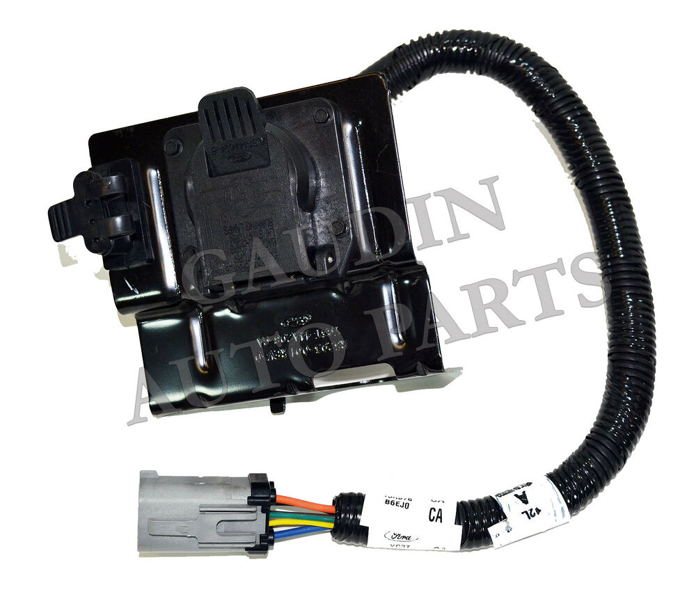 S L on Wiring Harness For Trailer Hitch Kit