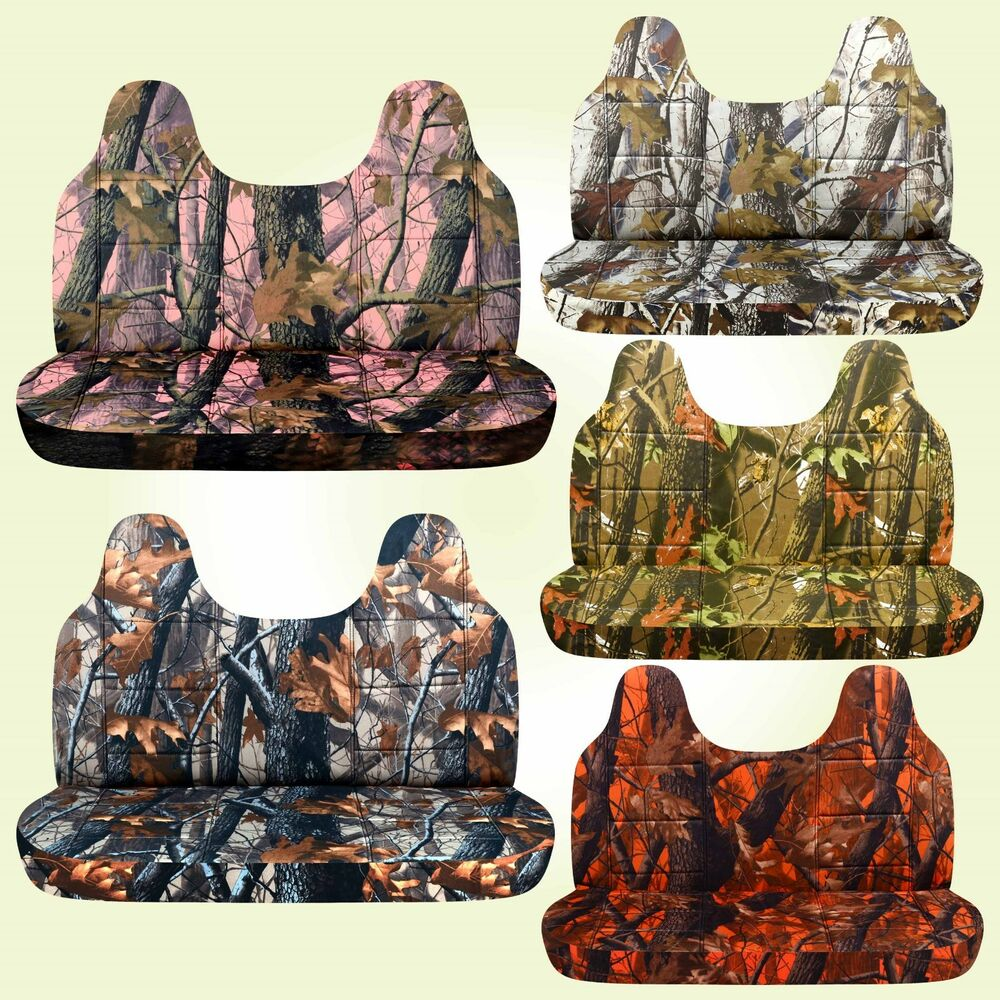 Afcc Ford F 150 250 350 Camouflage Bench Seat Cover