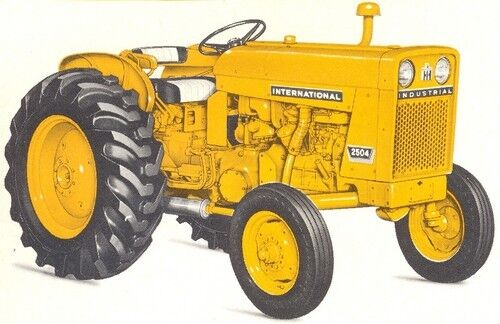 330 Utility Tractor Manual