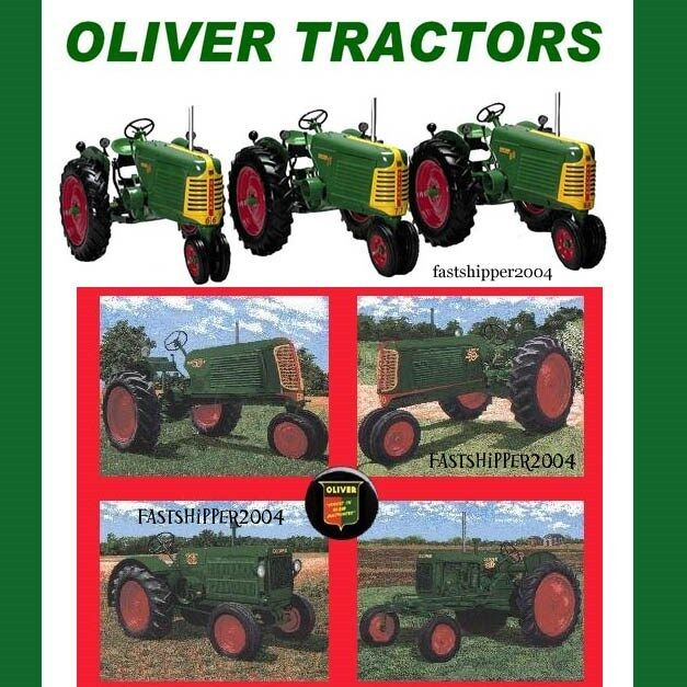 Free oliver 1650 service Manual on